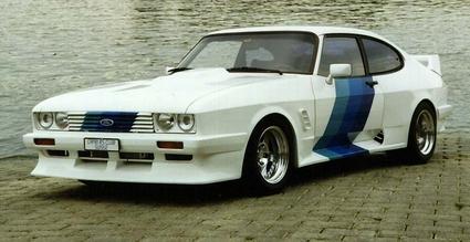 Leserfoto - reader photo - Ford Capri Turbo (Werksturbo) (1981 - 1982)