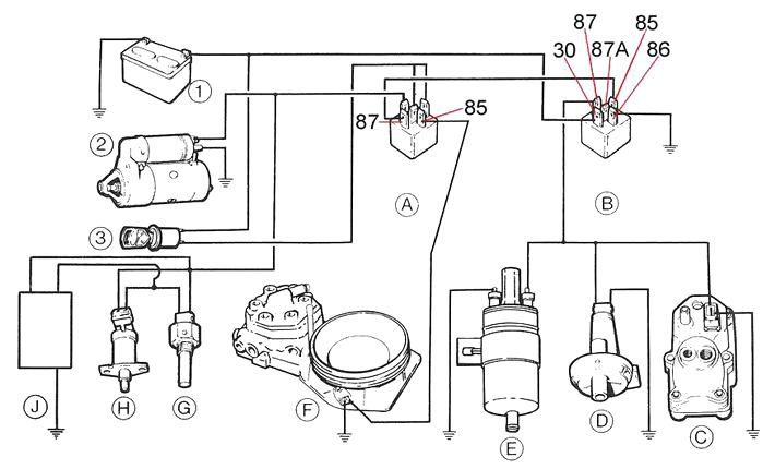 electric fuel injection pump wiring schematic
