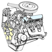 Image result for CAPRI MK2 ENGINE
