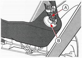 benzinpumpe aus und einbau fuel pump demounting mounting. Black Bedroom Furniture Sets. Home Design Ideas