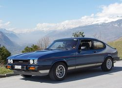 Ford Capri III 2.8 Injection 1982
