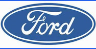 Ford logo by 1976